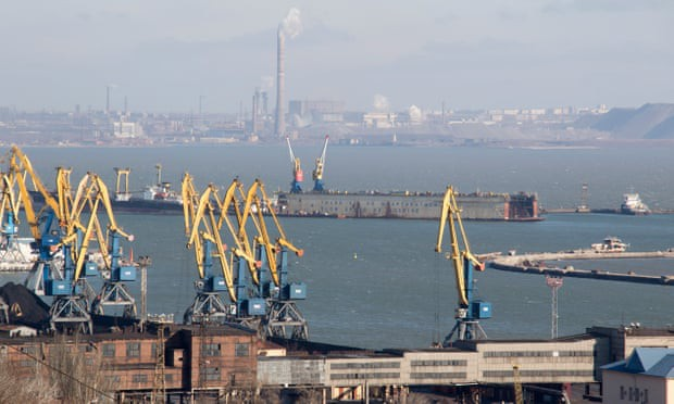 Bi quan cùng cực trước sức ép của Nga, dân biển Ukraine đành học cách... sống chung với lũ - Ảnh 1.