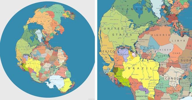 Trong tương lai, Trái Đất sẽ chỉ có một Đại Lục địa duy nhất: Đây là 4 khả năng có thể xảy ra - Ảnh 1.