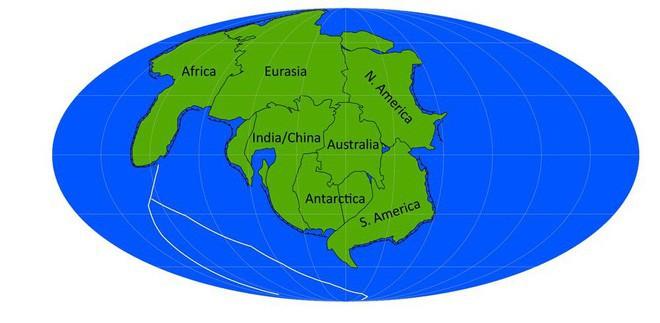 Trong tương lai, Trái Đất sẽ chỉ có một Đại Lục địa duy nhất: Đây là 4 khả năng có thể xảy ra - Ảnh 2.