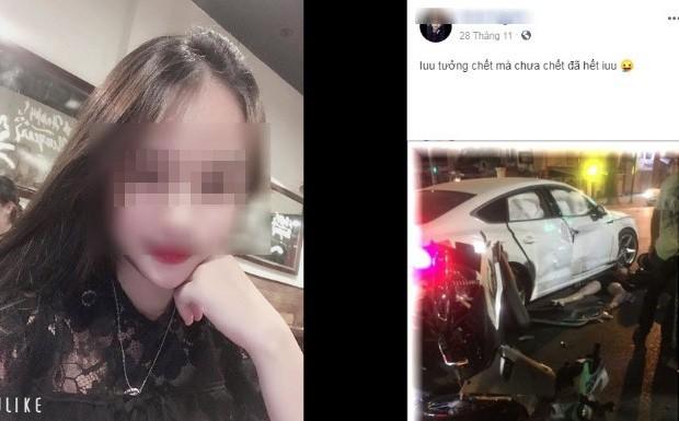 Tai nạn nghiêm trọng giữa Audi Q5 và 2 xe máy ở Hà Nội: Cô gái 18 tuổi thiệt mạng khi sắp đi du học