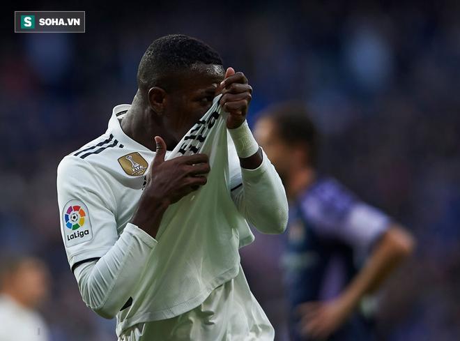 Toát mồ hôi lạnh, rốt cuộc Real Madrid cũng thoát cơn mê sảng đầy may mắn - Ảnh 2.