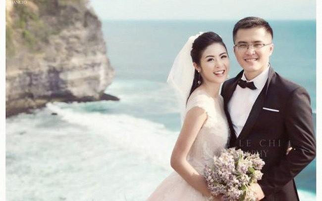 Hoa hậu Ngọc Hân bất ngờ khoe ảnh bạn trai lâu năm, không ngờ lại là người đàn ông này - Ảnh 3.