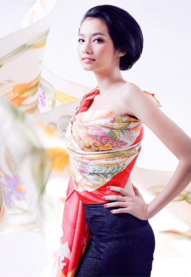 Trước Phương Khánh, hàng loạt mỹ nhân nổi tiếng của Việt Nam thất bại ở Miss Earth - Ảnh 7.