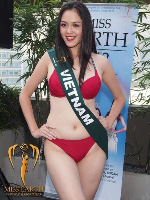 Trước Phương Khánh, hàng loạt mỹ nhân nổi tiếng của Việt Nam thất bại ở Miss Earth - Ảnh 11.