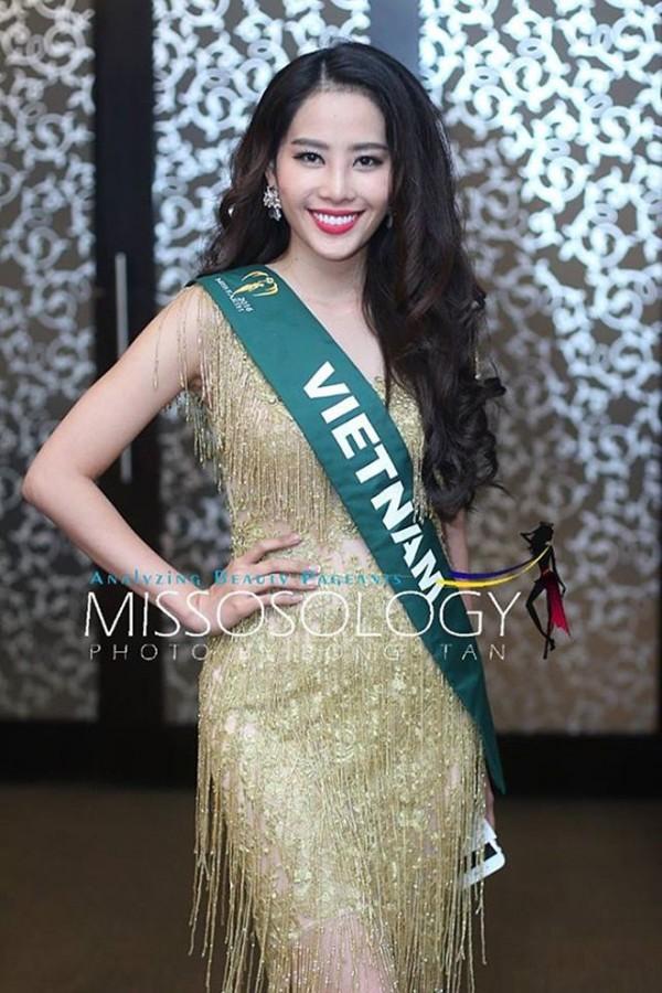 Trước Phương Khánh, hàng loạt mỹ nhân nổi tiếng của Việt Nam thất bại ở Miss Earth - Ảnh 12.