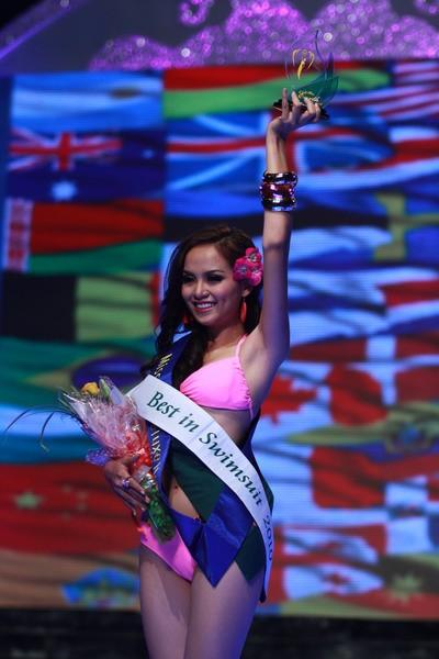Trước Phương Khánh, hàng loạt mỹ nhân nổi tiếng của Việt Nam thất bại ở Miss Earth - Ảnh 9.