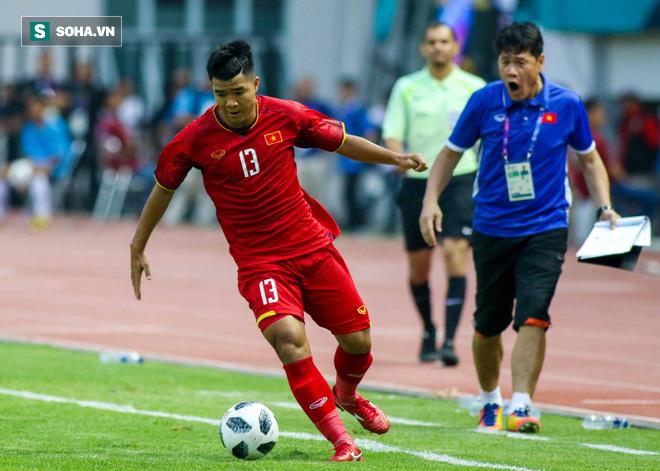 Tại sao HLV Park Hang-seo quyết tâm mang chân gỗ Hà Đức Chinh tới AFF Cup? - Ảnh 1.