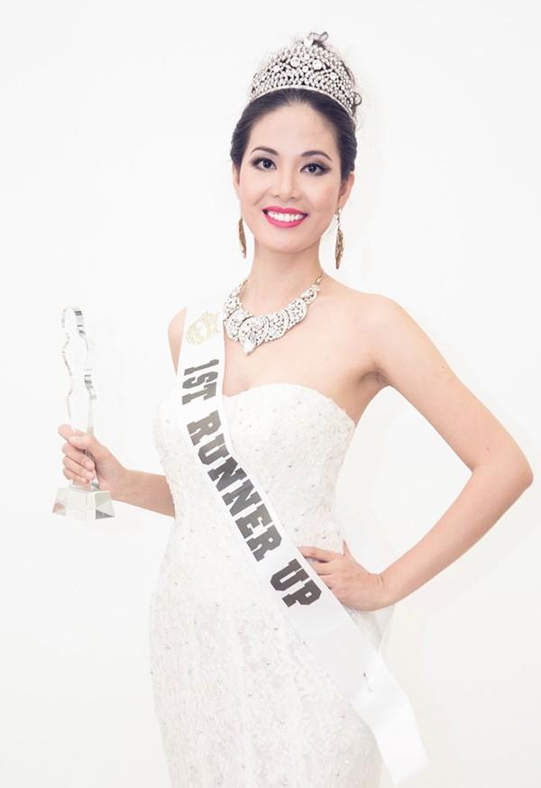 Số phận Hoa hậu Việt lọt Top 100 phụ nữ đẹp nhất thế giới: Đi hát thất bại, làm mẹ đơn thân - Ảnh 2.