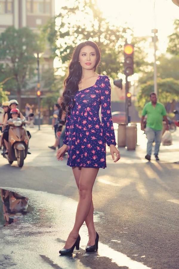 Số phận Hoa hậu Việt lọt Top 100 phụ nữ đẹp nhất thế giới: Đi hát thất bại, làm mẹ đơn thân - Ảnh 8.