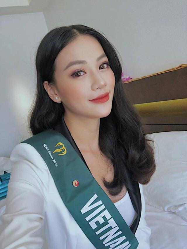 Nhan sắc khác biệt của Hoa hậu Trái đất Phương Khánh chỉ sau chưa đầy nửa năm - Ảnh 10.