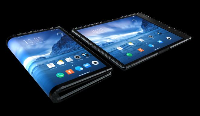 The Verge: Smartphone Royole FlexPai trông thì xấu xấu nhưng màn hình gập của nó ít ra cũng hoạt động y như quảng cáo - Ảnh 2.