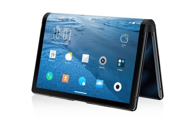 The Verge: Smartphone Royole FlexPai trông thì xấu xấu nhưng màn hình gập của nó ít ra cũng hoạt động y như quảng cáo - Ảnh 3.