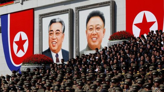 Triều Tiên đưa ông Kim Jong-un lên tầm cao mới - Ảnh 1.