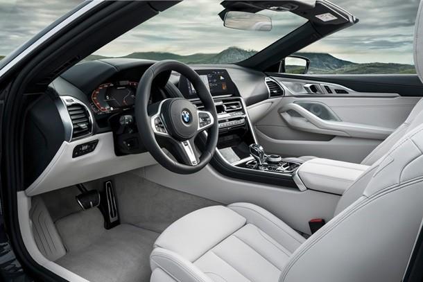 Đắt xắt ra miếng, BMW 8-Series 2019 mui trần chính thức ra mắt thị trường - Ảnh 4.