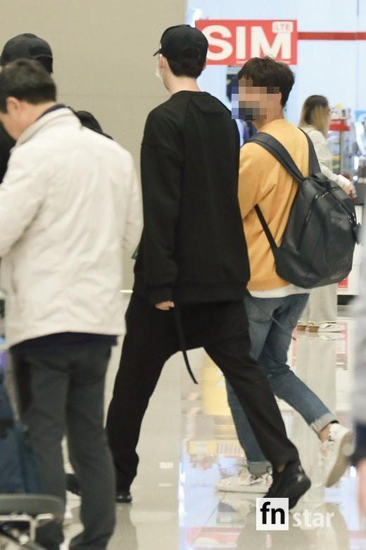 Hình ảnh mỹ nam Pinocchio Lee Jong Suk mệt mỏi trở về Hàn Quốc sau khi bị bắt giữ tại Indonesia khiến fan đau lòng - Ảnh 5.