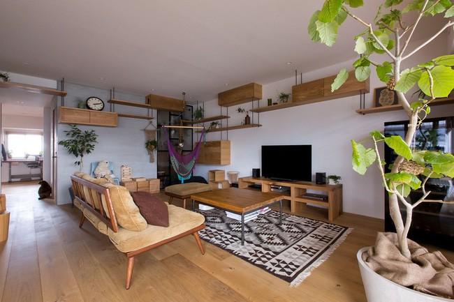 Căn hộ 85m² dưới đây là đại diện điển hình cho cuộc sống của tầng lớp trẻ ở Nhật Bản - Ảnh 8.