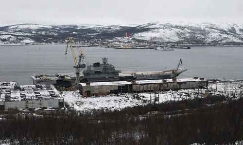 Tàu Kuznetsov gặp thảm họa, tuy không chìm nhưng lại giáng xuống Hải quân Nga đòn đau nhất - Ảnh 2.