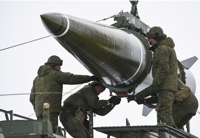 Bộ 3 sát thủ Nga có thể khiến Mỹ trả giá đắt vì rút khỏi INF - Ảnh 1.