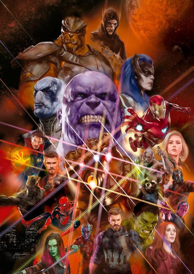 Không phải Thanos, chính các siêu anh hùng Avengers mới là nhân vật phản diện - Ảnh 1.