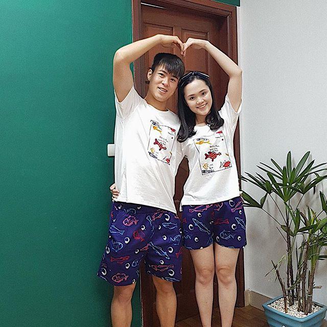 Chuyện tình đặc biệt của cặp chị em xinh đẹp yêu hai chàng hot boy tuyển Việt Nam - Ảnh 12.