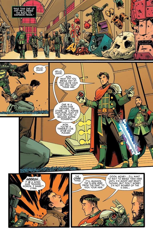6 siêu anh hùng Marvel sở hữu quyền năng cực kỳ mạnh mẽ trong tương lai: Iron Man thọ tận 126 tuổi - Ảnh 6.