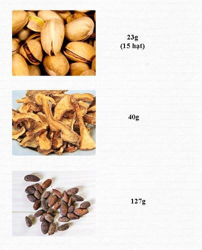 Ăn bao nhiêu rau, củ, quả để cung cấp đủ vitamin cho cơ thể mỗi ngày? - Ảnh 7.