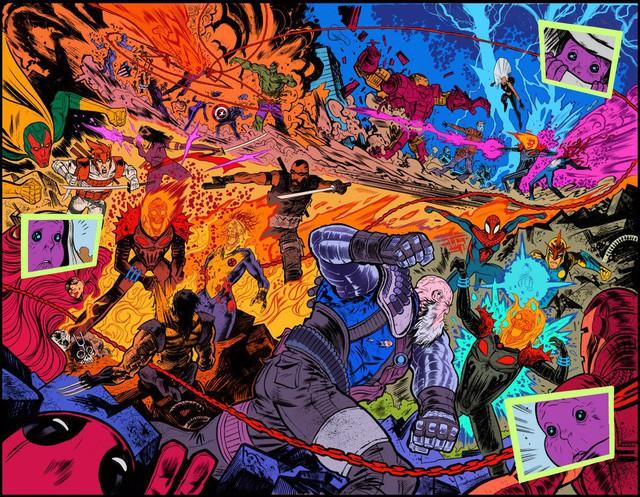 6 siêu anh hùng Marvel sở hữu quyền năng cực kỳ mạnh mẽ trong tương lai: Iron Man thọ tận 126 tuổi - Ảnh 9.