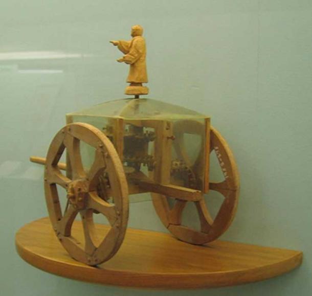 Cỗ máy la bàn phức tạp: Phát minh uy lực của Trung Quốc cổ đại cách đây 1.700 năm - Ảnh 3.