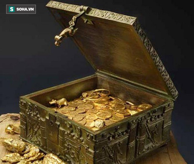 Bí ẩn khó giải về kho báu bị phong ấn suốt 154 năm qua - Ảnh 2.