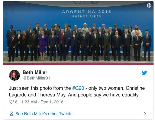 Chi tiết lạ thường trong bức ảnh lưu niệm chụp các lãnh đạo G20 - Ảnh 2.