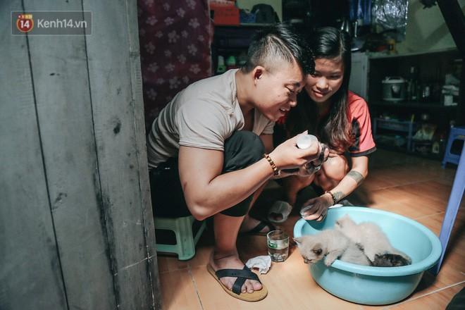 Chuyện tình LGBT xúc động của nam bartender chuyển giới và nữ vận động viên ở Hà Nội: Tụi mình vẫn mong có 1 đứa con - Ảnh 13.