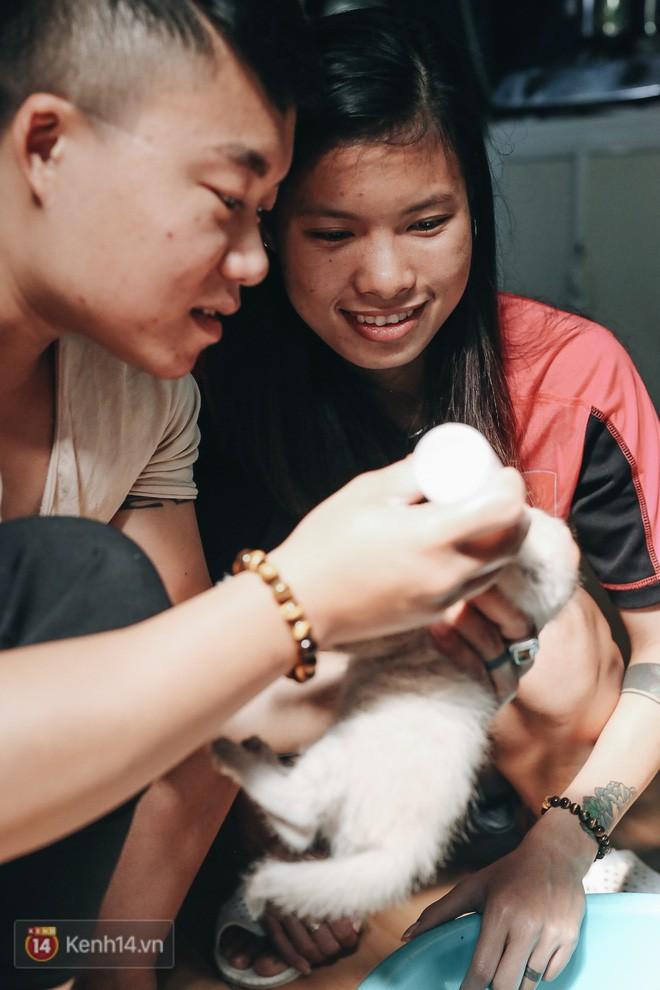 Chuyện tình LGBT xúc động của nam bartender chuyển giới và nữ vận động viên ở Hà Nội: Tụi mình vẫn mong có 1 đứa con - Ảnh 7.