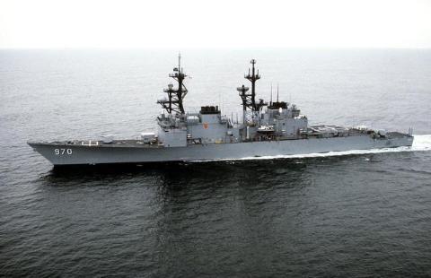 Tàu chiến Nga đâm húc tàu khu trục Mỹ gần Crimea: Từng quyết liệt hơn cả với Ukraine - Ảnh 2.