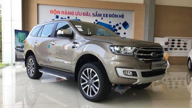 Ma trận giá xe năm 2018 tại Việt Nam: Xe tăng liên tiếp, xe giảm hơn nửa tỷ đồng - Ảnh 4.
