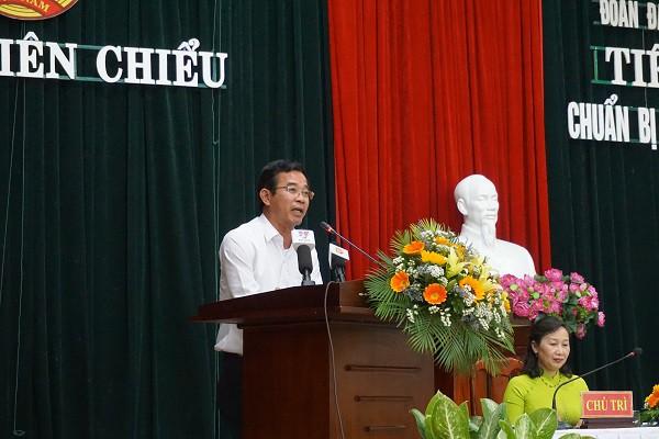 Đà Nẵng kỷ luật Chủ tịch quận Liên Chiểu - Ảnh 1.