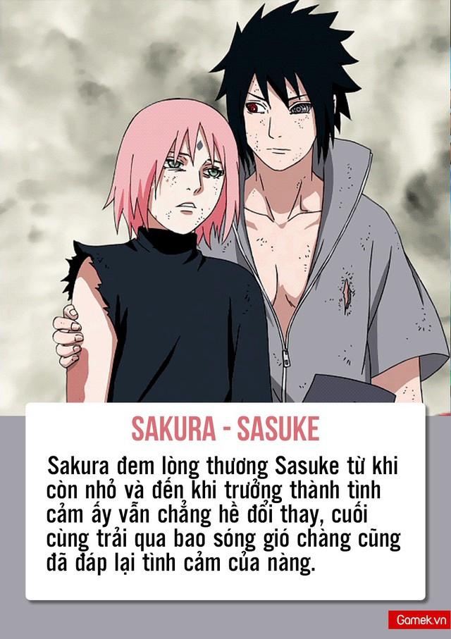 Tình yêu là sự bù trừ, nhìn 6 cặp vợ chồng này hạnh phúc trong Naruto là thấy định luật này không hề sai - Ảnh 2.