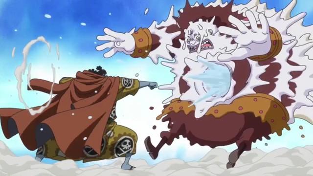 One Piece: Jinbe, thuyền viên mới nhất của Luffy sở hữu sức mạnh kinh khủng đến mức nào? - Ảnh 4.