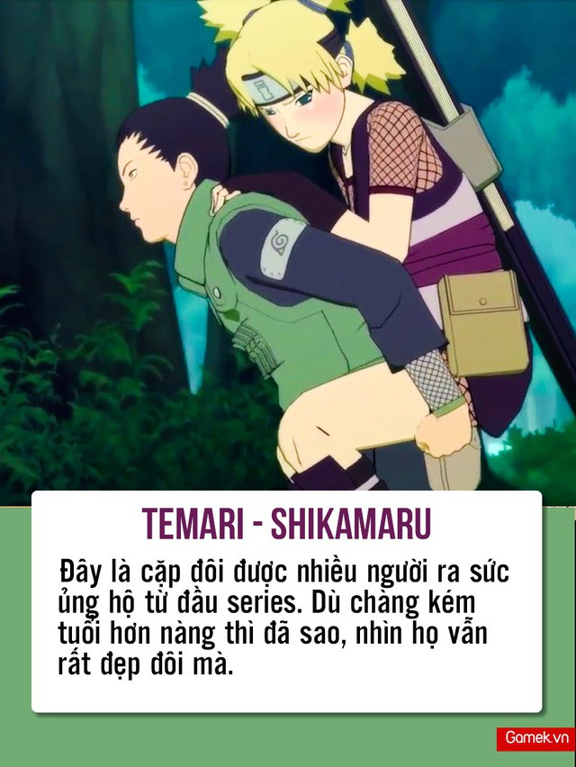 Tình yêu là sự bù trừ, nhìn 6 cặp vợ chồng này hạnh phúc trong Naruto là thấy định luật này không hề sai - Ảnh 4.