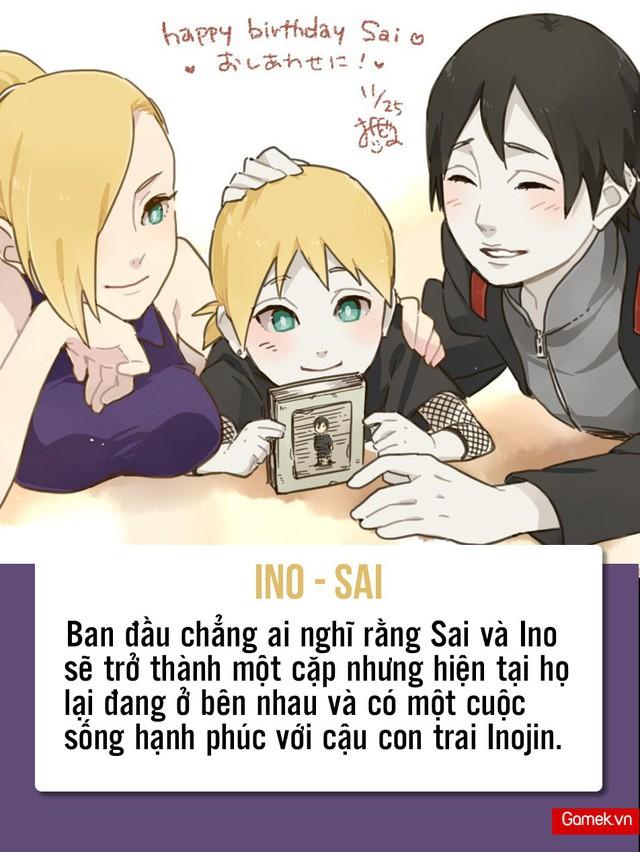 Tình yêu là sự bù trừ, nhìn 6 cặp vợ chồng này hạnh phúc trong Naruto là thấy định luật này không hề sai - Ảnh 5.