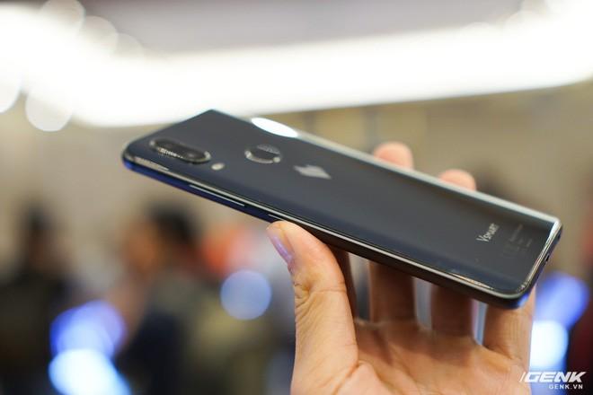 Cận cảnh 4 smartphone Vsmart vừa được ra mắt: thiết kế hiện đại, cấu hình ổn, giá từ 2,49 triệu - Ảnh 12.