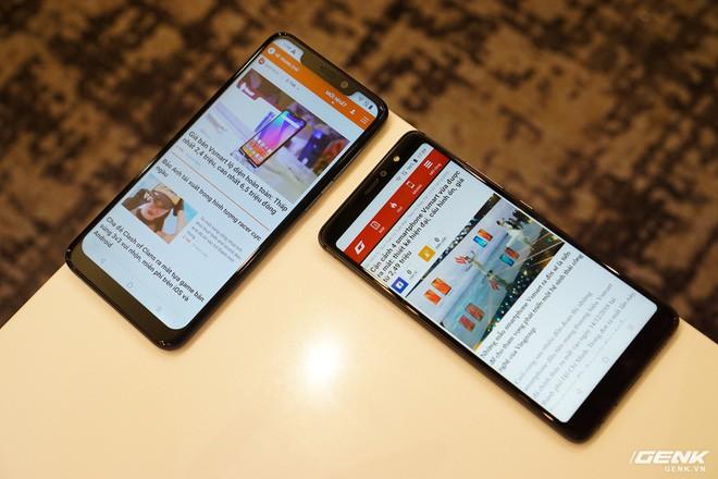 Cận cảnh 4 smartphone Vsmart vừa được ra mắt: thiết kế hiện đại, cấu hình ổn, giá từ 2,49 triệu - Ảnh 15.