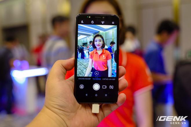 Cận cảnh 4 smartphone Vsmart vừa được ra mắt: thiết kế hiện đại, cấu hình ổn, giá từ 2,49 triệu - Ảnh 32.