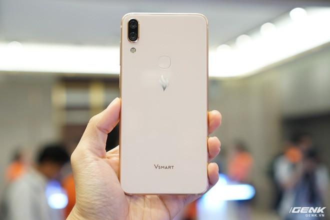 Cận cảnh 4 smartphone Vsmart vừa được ra mắt: thiết kế hiện đại, cấu hình ổn, giá từ 2,49 triệu - Ảnh 8.