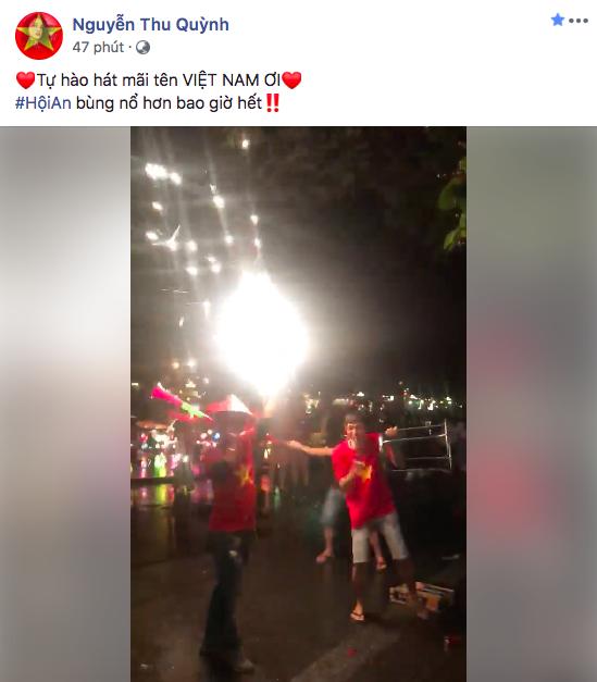 Việt Nam vô địch: Tiểu Vy lao xuống đường đi bão, Hương Tràm hứa từ bỏ thói quen đáng sợ - Ảnh 4.