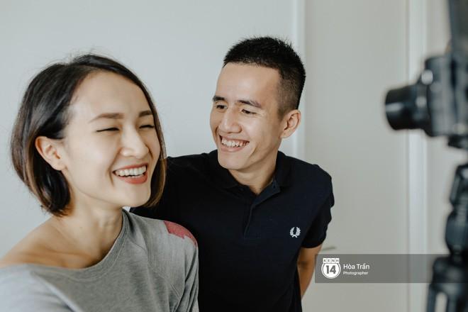 Hot vlogger Giang ơi nói về chuyện hôn nhân: Kinh tế ổn mới có cảm hứng mà yêu, bụng đói sao yêu được - Ảnh 15.