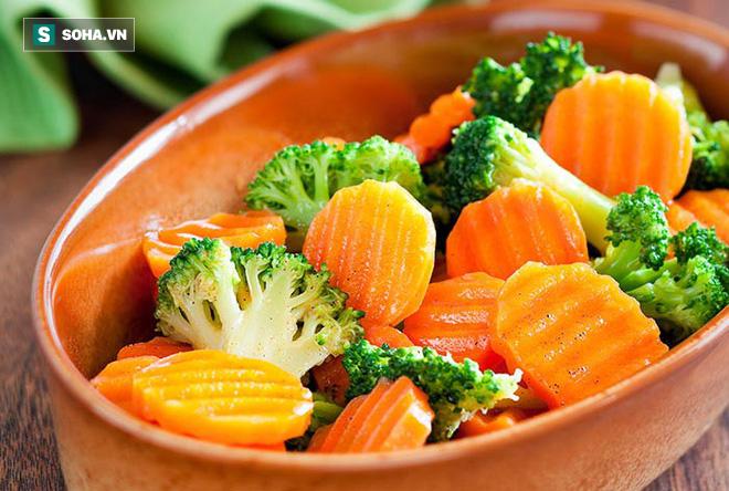 Thực phẩm nên ăn và nên tránh khi bị viêm dạ dày: Nên tuân thủ vì rất tốt cho người bệnh - Ảnh 2.