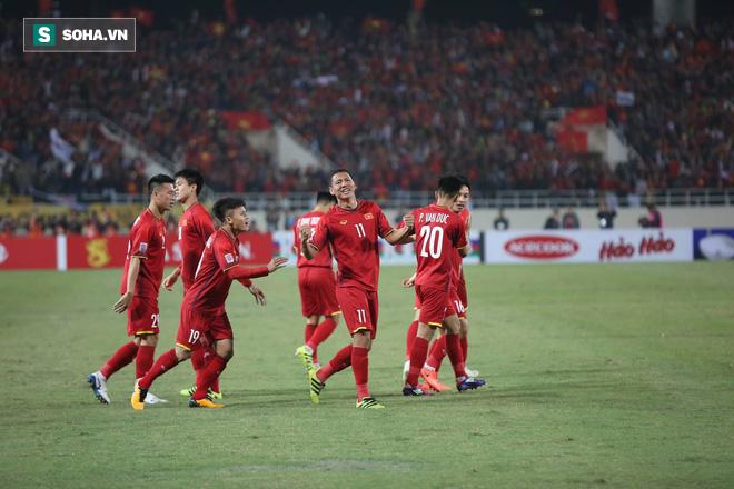 Trùng hợp lạ lùng giữa chức vô địch AFF Cup 2008 và 2018 của Việt Nam - Ảnh 1.