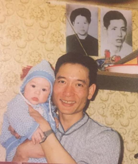 Bộ ảnh lần đầu công bố của Văn Lâm và tâm sự đầy cảm động từ bác ruột: Nhìn con tập, bác khấn trời phật… - Ảnh 4.