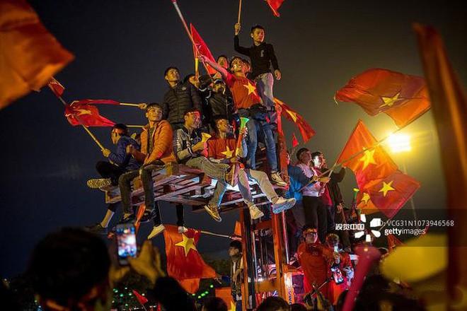 Dân mạng Trung Quốc khen ngợi chiến thắng của ĐT Việt Nam, vẫn nhớ như in những người hùng ở Thường Châu ngày ấy - Ảnh 3.