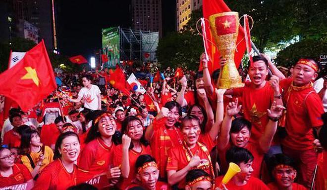Dân mạng Trung Quốc khen ngợi chiến thắng của ĐT Việt Nam, vẫn nhớ như in những người hùng ở Thường Châu ngày ấy - Ảnh 5.